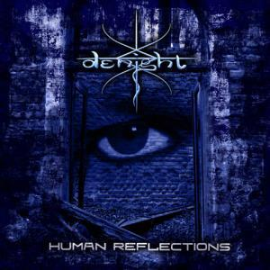 Denight: Human Reflections - Cover