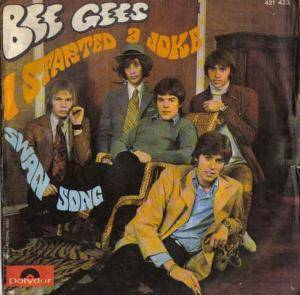 Bee Gees: I Started A Joke - Cover