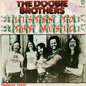 The Doobie Brothers: Listen To The Music - Cover