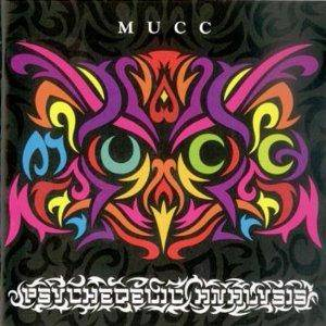 MUCC: Psychedelic Analysis - Cover