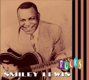 Cover - Smiley Lewis: Smiley Rocks