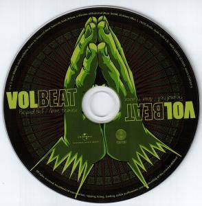 Volbeat: Beyond Hell / Above Heaven (CD) - Bild 5