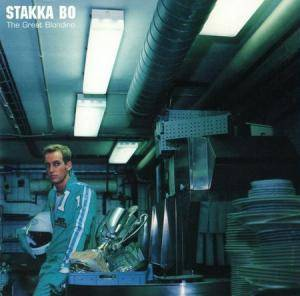 Cover - Stakka Bo: Great Blondino, The