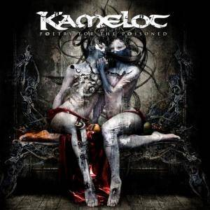 Kamelot: Poetry For The Poisoned (CD + DVD) - Bild 1