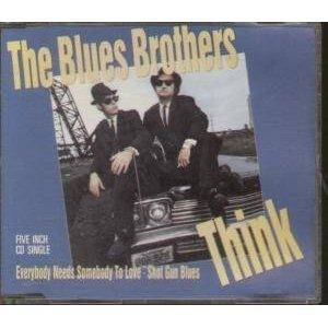 Cover - Blues Brothers, The: Think
