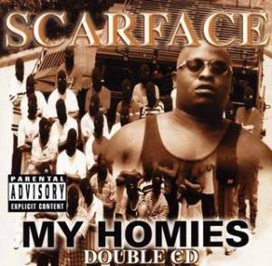 Cover - Scarface: My Homies