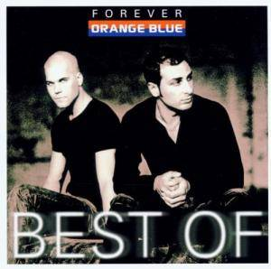 Cover - Orange Blue: Forever Orange Blue - Best Of