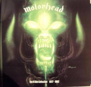 Motörhead: B Side Collection 1977-1982, The - Cover