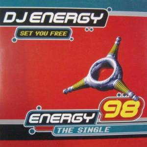 Cover - DJ Energy: Set You Free