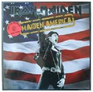 Iron Maiden: Maiden America - Cover