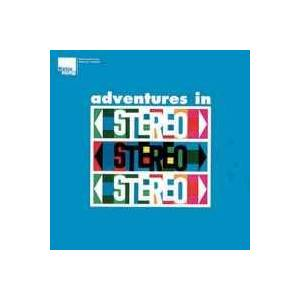 Adventures In Stereo: Adventures In Stereo (CD) - Bild 1