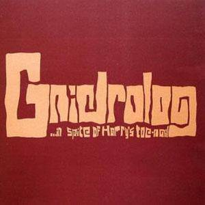 Gnidrolog: In Spite Of Harry's Toe-Nail - Cover