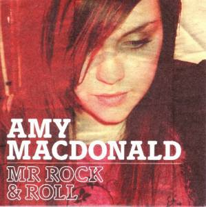 Cover - Amy Macdonald: Mr Rock & Roll