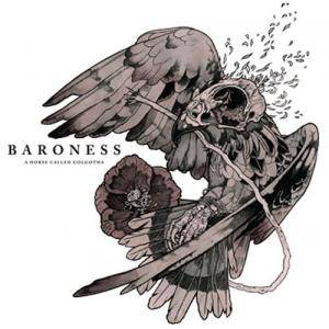 Cover - Baroness: Horse Called Golgotha, A