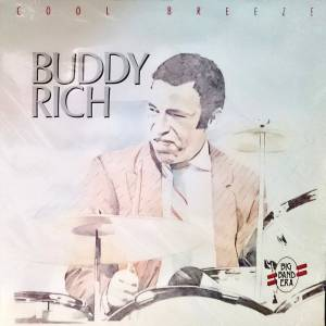Cover - Buddy Rich: Cool Breeze