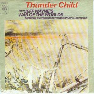 Cover - Jeff Wayne: Thunder Child
