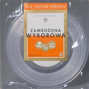 """Die Toten Hosen: Zamrozona Wyborowa (7"""") - Bild 1"""