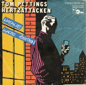 Cover - Tom Pettings Hertzattacken: Natalie