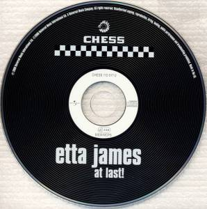 Etta James: At Last! (CD) - Bild 4
