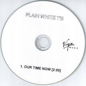 Cover - Plain White T's: Our Time Now