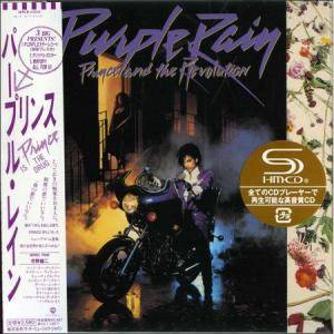 Prince And The Revolution: Purple Rain (SHM-CD) - Bild 1