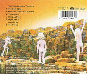 Led Zeppelin: Houses Of The Holy (CD) - Bild 2