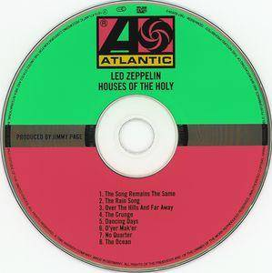 Led Zeppelin: Houses Of The Holy (CD) - Bild 4