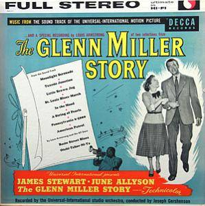 Cover - Louis Armstrong & His All-Stars: Glenn Miller Story, The