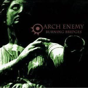 Arch Enemy: Burning Bridges - Cover