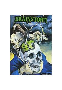 Cover - Brainstorm: Hand Of Doom