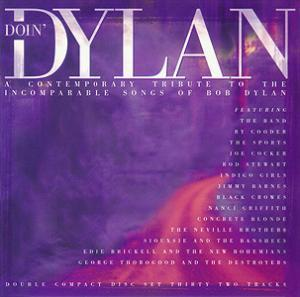 Doin' Dylan - Cover