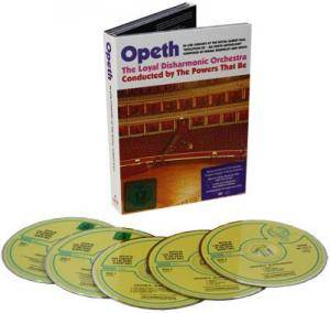Opeth: In Live Concert At The Royal Albert Hall (2-DVD + 3-CD) - Bild 2