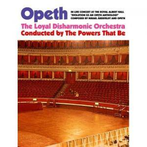 Opeth: In Live Concert At The Royal Albert Hall - Cover