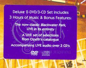 Opeth: In Live Concert At The Royal Albert Hall (2-DVD + 3-CD) - Bild 3