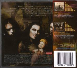 Cradle Of Filth: Godspeed On The Devil's Thunder: The Life And Crimes Of Gilles De Rais (CD) - Bild 2