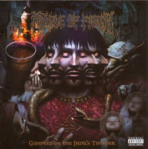 Cradle Of Filth: Godspeed On The Devil's Thunder: The Life And Crimes Of Gilles De Rais (CD) - Bild 3