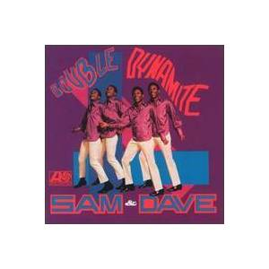 Cover - Sam & Dave: Double Dynamite