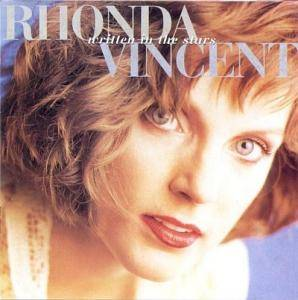 Cover - Rhonda Vincent: Written In The Stars