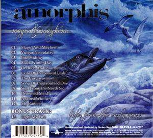 Amorphis: Magic & Mayhem - Tales From The Early Years (CD) - Bild 2