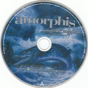 Amorphis: Magic & Mayhem - Tales From The Early Years (CD) - Bild 3