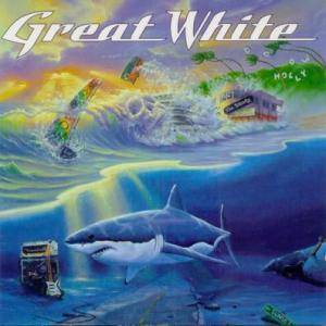 Cover - Great White: Can't Get There From Here