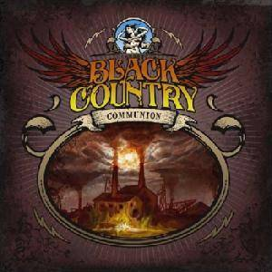 Cover - Black Country Communion: Black Country