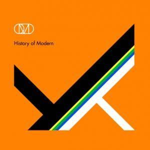 Orchestral Manoeuvres In The Dark: History Of Modern - Cover