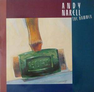 Andy Narell: Hammer, The - Cover