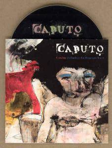 Cover - Keith Caputo: Crawling [A Fondness For Hometown Scars]