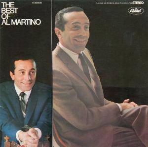 Al Martino: Best Of Al Martino, The - Cover