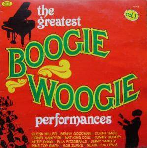 Cover - Pinetop Smith: Greatest Boogie Woogie Performances, The