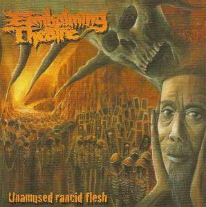 Embalming Theatre: Unamused Rancid Flesh - Cover