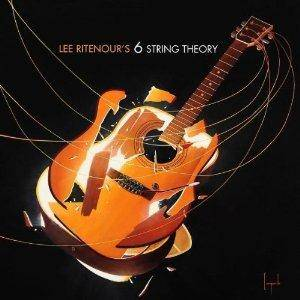 Lee Ritenour: 6 String Theory - Cover