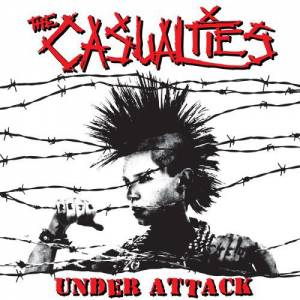 Cover - Casualties, The: Under Attack